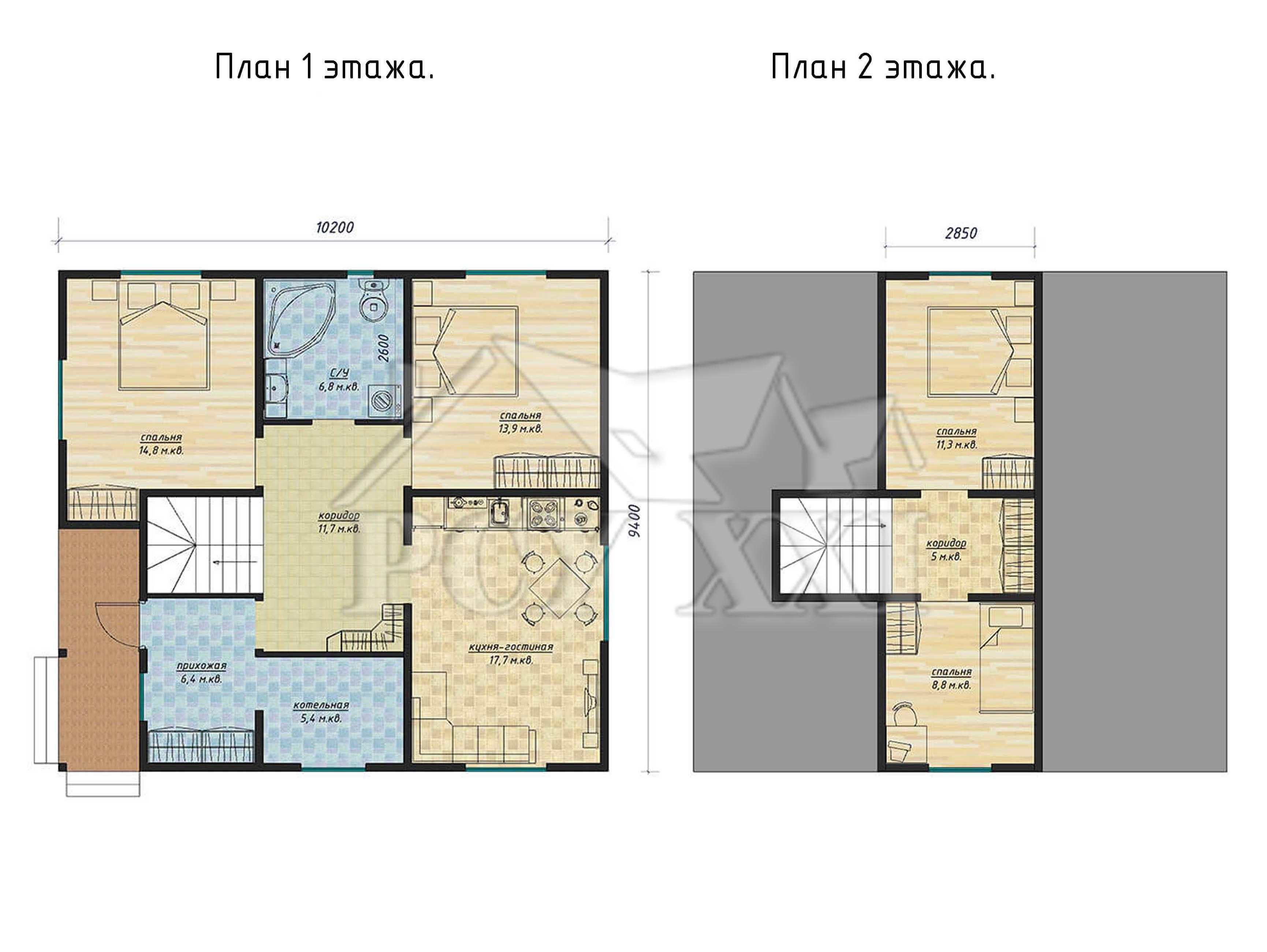 Индивидуальный проект «Ново-Саратовка-105»